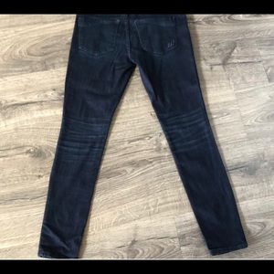 Express Stella low rise jeggings jeans size 6s
